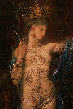 Enchantment | Once Upon a Fantasy ༻ḯ༺ Gustave Moreau