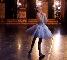 Birmingham Royal Ballet Jenna Roberts in 'The Sleeping Beauty' - Photo by Ty Singleton