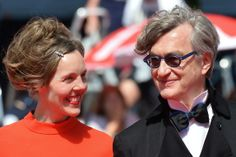 Donata et Wim Wenders for The salt of the Earth (Le sel de la terre) #CannesFilmFestival2014