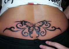Only the best free Lower Back Tattoo Gallery tattoo's you can find online! Lower Back Tattoo Gallery tattoo's to print off and take to your tattoo artist. Tribal Back Tattoos, Tribal Tattoos For Women, Girl Back Tattoos, Best Tattoos For Women, Back Tattoo Women, Tribal Tattoo Designs, Ladies Tattoos, Woman Tattoos, Tattoo Designs