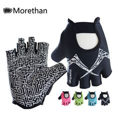 NaturalHome Cycling Gloves Half Finger Short Gloves Men Women Hand Protect Breathable Shockproof Bike Bicycle Accessory