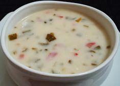 Atmaya kıyamadığımız kereviz yapraklarını değerlendirmek için Oktay Usta'dan leziz bir çorba... Malzemeler : 1 kase kereviz yaprağı 1...