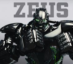 "Zeus is the Champion of the WRB. He was renowned as the best fighter in the league who could take down any bot in the first round. NAME: Zeus, ""The King of the Robots"" GENERATION: Unspecified (assumed G3) BOT TYPE: Game Breaker Level 5"