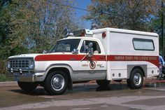 ◆Fairfax County, VA FD Dodge/Swab Ambulance◆