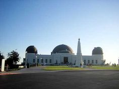 Nothing beats the views, of sky and land, from Griffith Park Observatory and Planetarium!