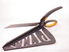 PIZZA Scissors – CUT 'n SERVE.... hELL YEAH, that's what I want :)