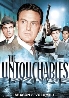the untouchables tv show pinterest | The Untouchables