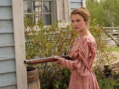 uh oh - Keri Russell means business on the set of Into the West Russell Means, Keri Russell, Story Inspiration, Character Inspiration, Into The West, Cowboys And Indians, Shades Of Red, Aesthetic Pictures, Female Characters
