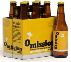 Omission Lager and Pale Ale, Gluten Free. Gold and Silver Gluten Free Medal winners. (Sold at Macadoodles & WM Supercenter across the MO line) Gluten Free Beer, Gluten Free Recipes, Craft Beer Brands, Beer Ingredients, Malted Barley, Lager Beer, Beer Tasting, How To Make Beer, Sans Gluten