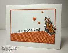 Stamp With Sandy: You Inspire Me, CMCC61 & SSSC257