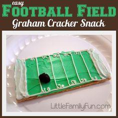Fun Football Snack!