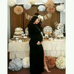 b390a1da0b9a1 Pinterest : @darlenelorde Baby Shower Gender Reveal, Baby Shower Outfits,  Outfit Para Baby