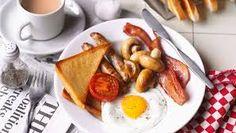 Resultado de imagen de fotografias receta desayuno