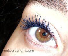 inglot-navy blue mascara