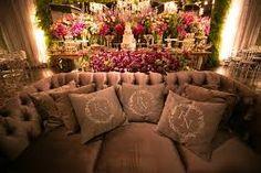 Resultado de imagem para almofada casamento decoração