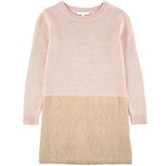 Robe 'Mini Me' en laine et Angora - 124466