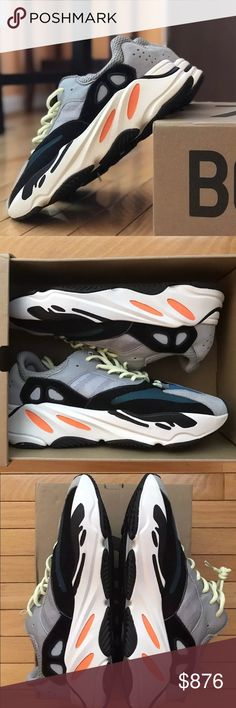 ADIDAS Yeezy Boost 700 Wave Runners Size 11 New in box Never worn Yeezy  Shoes Athletic 539afecf7
