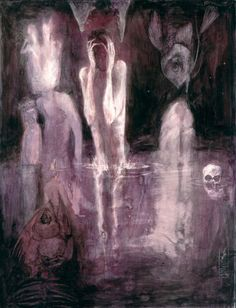 Santiago Caruso  The Abyss