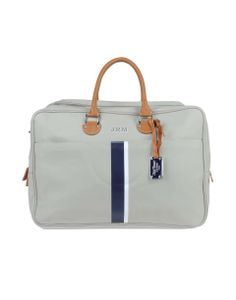 Love the JACK RUSSELL MALLETIER Travel & duffel bag on Wantering | $109 | sale price | Boxing Week for Him | mens duffle bag | menswear | mens style | mens fashion | wantering http://www.wantering.com/mens-clothing-item/jack-russell-malletier-travel-duffel-bag/adWm0/