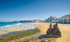 Situé à 15 min. de Biarritz et 15 km de la plage Anglet, l'hôtel…