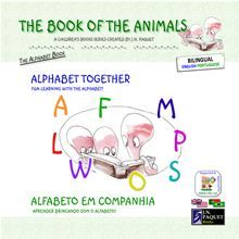 "The animals return with yet another fun-learning book, ""The Book of The Animals - Alphabet Together"" for young children to learn their alphabet with their favourite friends!"