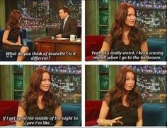 ahahaha love her