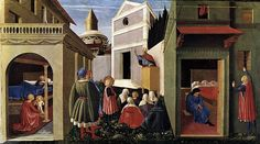 Fra Angelico - The Story of St Nicholas