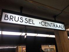 Brussels - Station