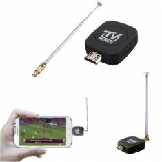 Mini Micro Usb Dvb-t Digital Mobile Tv Tuner Receiver – Wallmart Electronics Gadgets, Technology Gadgets, Spy Gadgets, Hdmi Splitter, Dvb T2, Usb, Tv Tuner, Receptor, Cheap Mobile