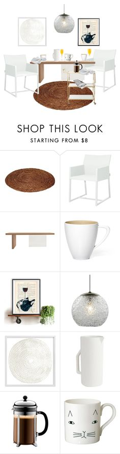 """""""Untitled #751"""" by polyvoresets12 ❤ liked on Polyvore featuring interior, interiors, interior design, home, home decor, interior decorating, Mamagreen, Jayson Home, LBL Lighting and Bodum"""
