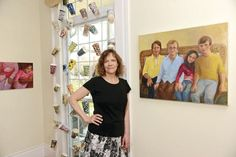 Spanning three generations, a family's art on view in separate Norwalk galleries