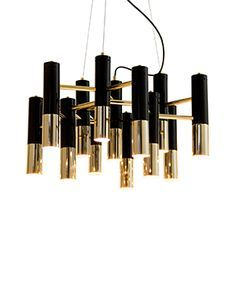 Discover the Top 50 Mid-Century Modern Suspension lighting design Ideas and be inspired for your contemporary modern home decor and finish your interior design project | www.delightfull.eu #delightfull #homedesignideas #interiordesignprojects #interiordesign #modernhomedecor #lightingdesign #uniquelamps #industrialdesign #midcenturytrends