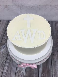 Confirmation, Birthday Cake, Cakes, Desserts, Food, Tailgate Desserts, Birthday Cakes, Deserts, Essen
