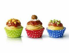 Spaghetti Cupcakes Recipe on Yummly