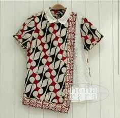 Kebaya Dress, Batik Kebaya, Batik Dress, Batik Fashion, Hijab Fashion, Fashion Dresses, Blouse Styles, Blouse Designs, Blouse Batik Modern