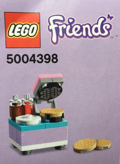 Lego friends 5004398