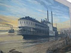 The SS Sultana, a Mississippi River paddlewheel steamboat, packed with 2,400 passengers, left Memphis and headed north. Most of the passengers were union troops who had just been released from duty and were headed home. The capacity of the ship was 376. This severe overcrowding made the vessel top heavy and unstable.