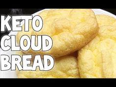 Keto Cloud Bread Recipe - YouTube