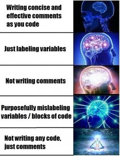 Isn't good variable and method naming better than comments? (if you have to choose only one, of course)