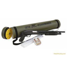 Mossberg 500 JIC Shotgun - Includes a 12-Gauge Shotgun and Survival Kit