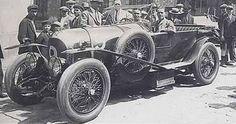 Bentley Le Mans 1925