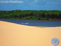 Lençois Maranhanses - Retirado do Site - Expedição Andando por aí...