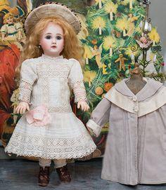 muñeca francesa 1889г.