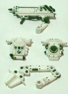 servo arms