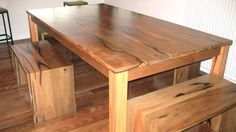 We are renowned for our custom made solid timber furniture and architectural joinery. Each piece is handcrafted to ensure the finest quality custom furniture is delivered to your home. Timber Bench Seat, Timber Beds, Timber Dining Table, Timber Furniture, Custom Made Furniture, Outdoor Tables, Joinery, Gardening, Architecture