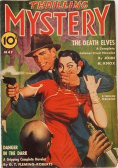 Thrilling Mystery - May 1941