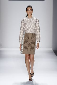 Swarovski Elements in collaboration with Timo Weiland for SS13 at NYFW, photography by Dan Lecca