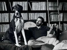 Chris Evans para Esquire USA por Mark Segal