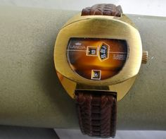 Watch Room, Art Deco Watch, Square Watch, 1970s, Watches For Men, Vintage Watches, Fingers, Cases, Pockets