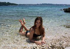 IchWillMehr.net - Das Lifestyle-Portal.: Liveblog Istrien Teil 2: Baden auf der einsamen In...